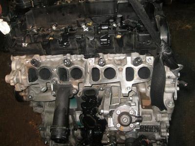 Bontott állapotú motor