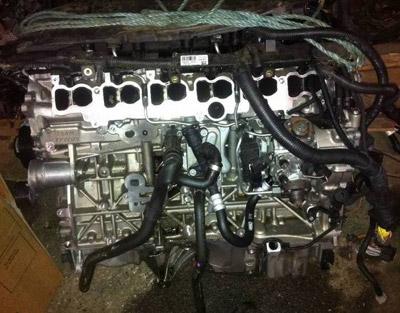 BMW X5 motor alkatrészek