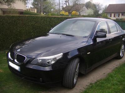 Bontott BMW E60 alkatrészek